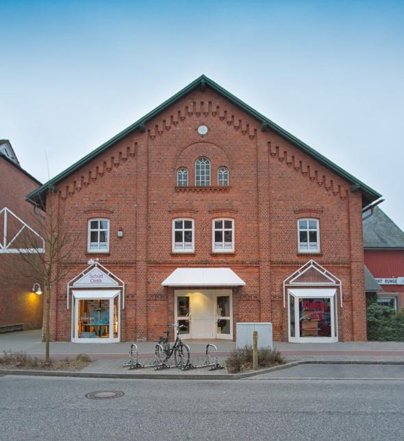 Moderne Technik im historischen Gebäude