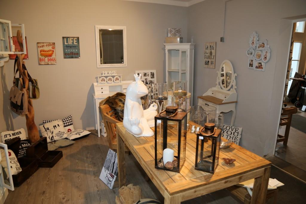 Landhausmöbel und Dekorationen vom Feinsten
