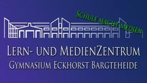 Logo Lern- und Medienzentrum am Gymnasium Eckhorst Bargteheide