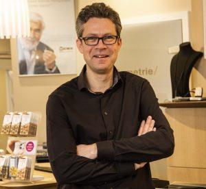 Betriebsleiter Boris Giesenberg