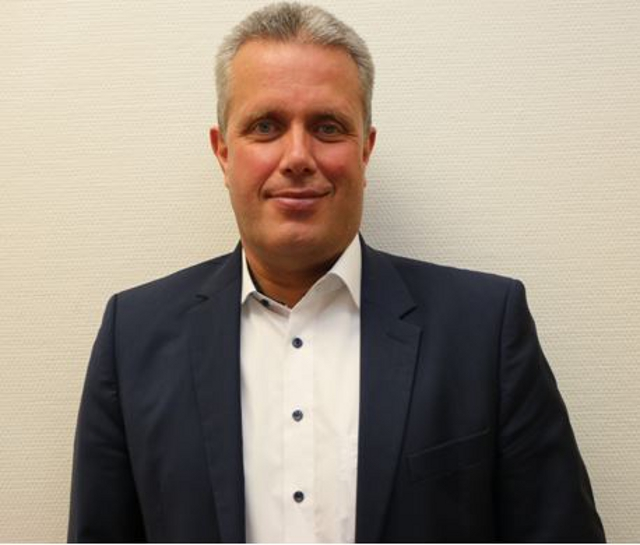 Filialleiter Sven Lüth